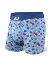 SAXX VIBE Boxer Brief / Blue Ping Pong