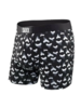 SAXX VIBE Boxer Brief / Black Shark Tooth