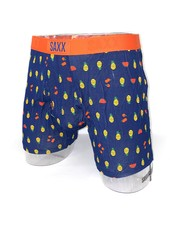 SAXX ULTRA Boxer Brief / Blue Fruit Cocktail