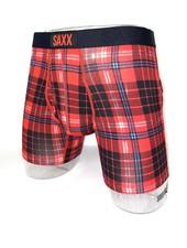 SAXX ULTRA Boxer Brief / Red Tartan