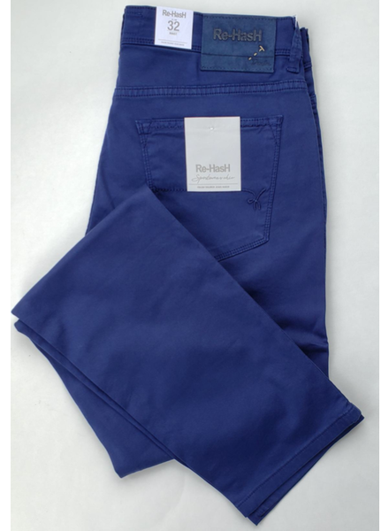 Re-Hash Rubens Cotton Tencel Stretch Blend Pants