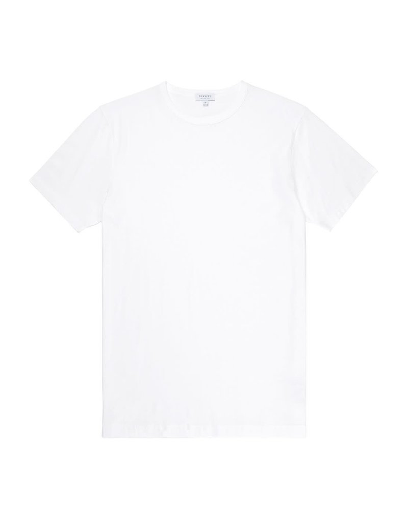 Sunspel Sunspel Men's Classic Cotton T-Shirt