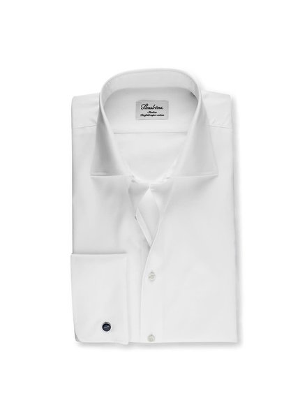 Stenstroms Shirt With French Cuffs Superior twill