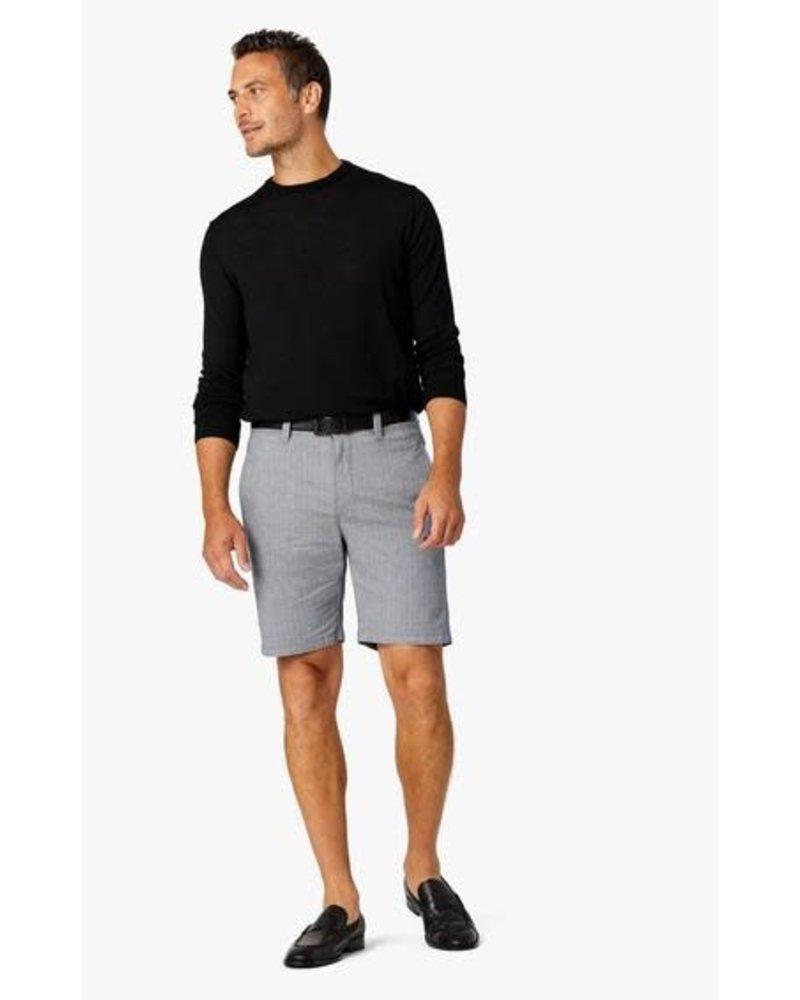 34 Heritage 34 Heritage Nevada Shorts - Light Grey Checked