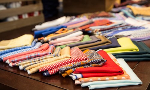 Accessories - Pocket Squares