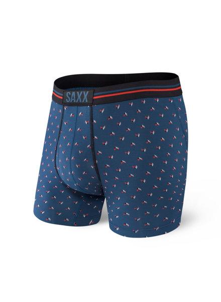 SAXX ULTRA Boxer Brief / Blue Foxy