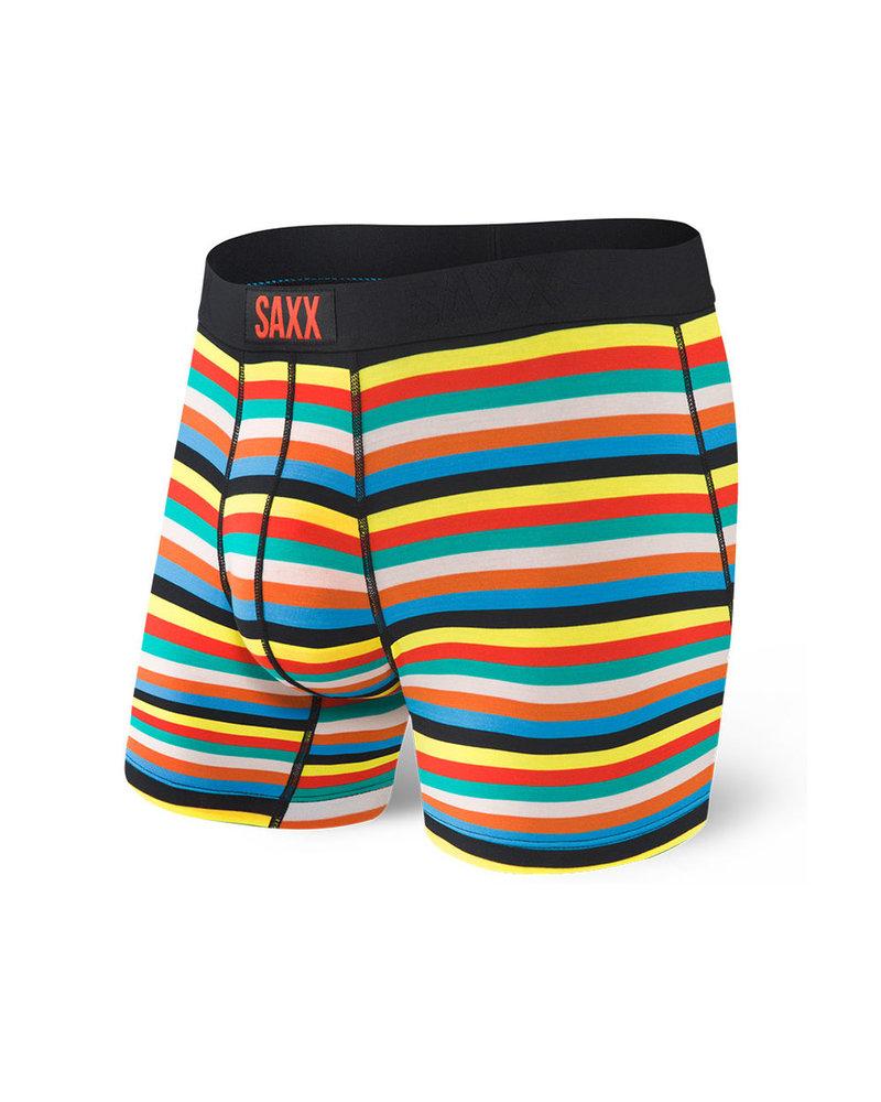 SAXX VIBE Boxer Brief / Multi Pop Stripe