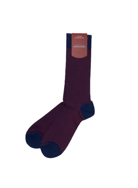 Marcoliani Pima Cotton Socks - Textured Knit