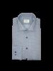 Stenstroms Stenstroms Blue Medallion Slimline Shirt