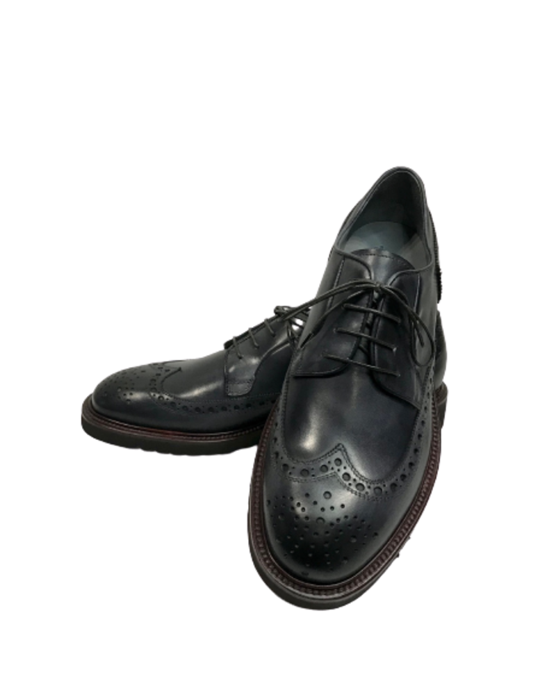 Alberto Lanciotti 9010 Wingtip Derby Shoe