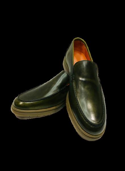 Andrea Ventura Craft Calf Loafer
