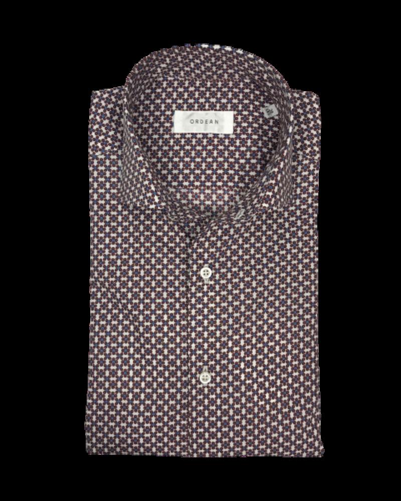 Ordean Floral Print Shirt