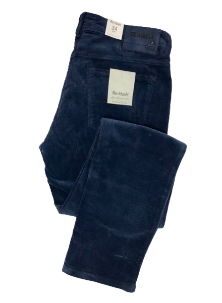 Re-Hash Fine Corduroy Pants