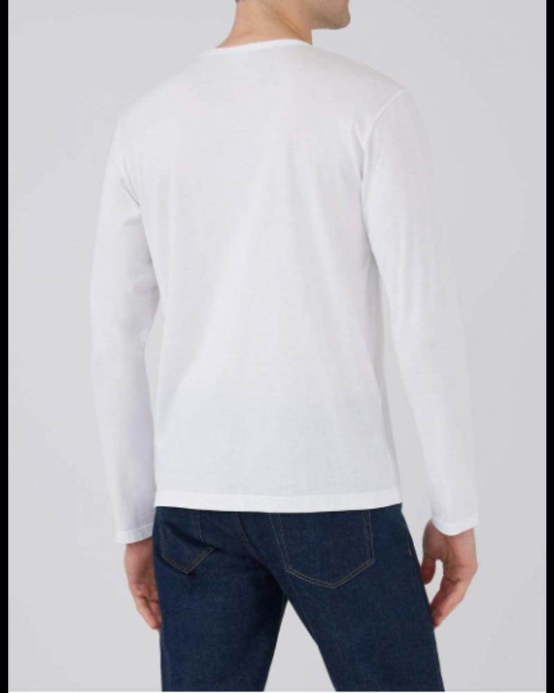Sunspel Sunspel Cotton Long Sleeve T-Shirt