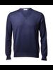 Gran Sasso Gran Sasso Merino Wool V-Neck Sweater