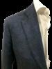 Profuomo Profuomo Wool Cotton Hopsack Jacket