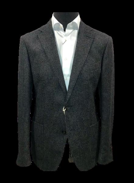 FRADI Textured Jacket with Surgeon Cuff