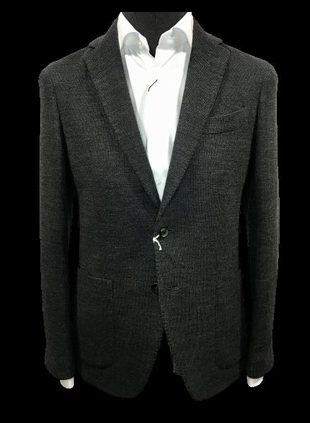 FRADI Textured Wool Jacket