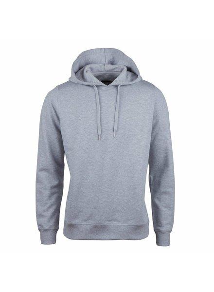 Stenstroms Cotton College Hoodie Grey