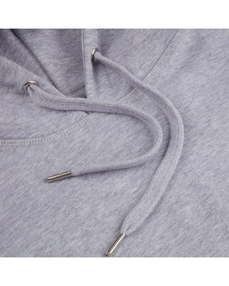 Stenstroms Stenstroms Cotton College Hoodie Grey
