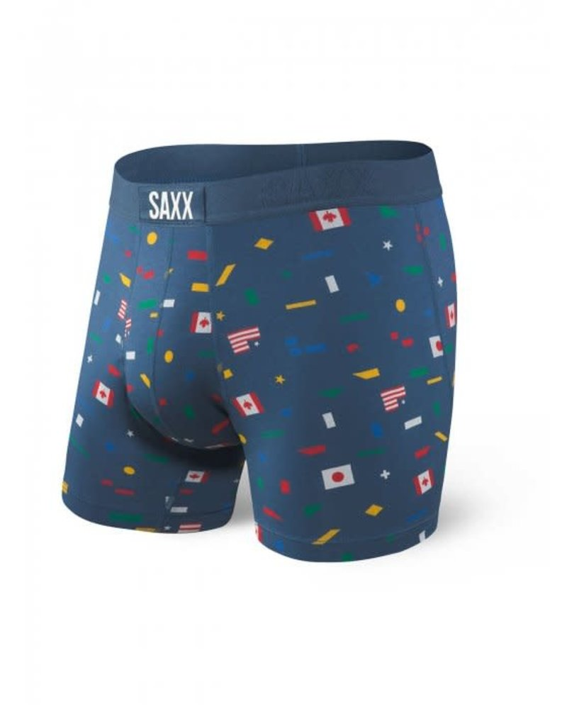 SAXX VIBE Boxer Brief / Dark Denim Unity
