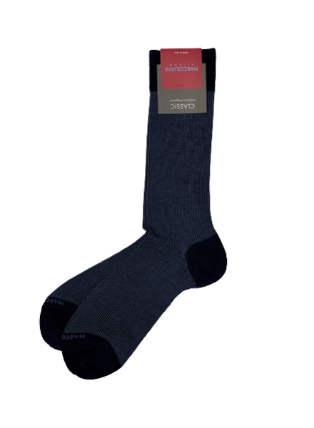 Marcoliani Pima Cotton Socks - Savile Row