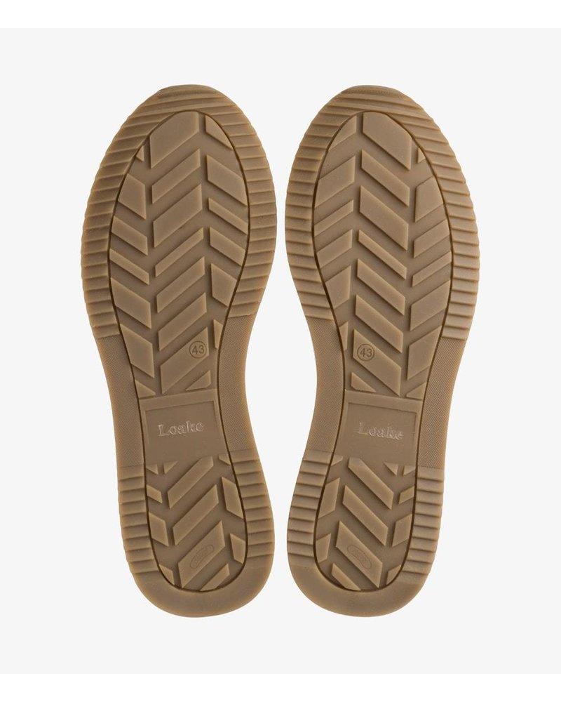 Loake Loake Bannister Cedar Calf Sneaker