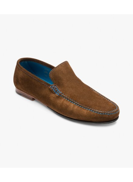 Loake Nicholson Polo Suede Loafer