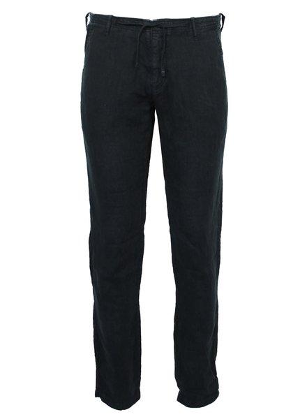 Benson Linen Belt Loop Pants