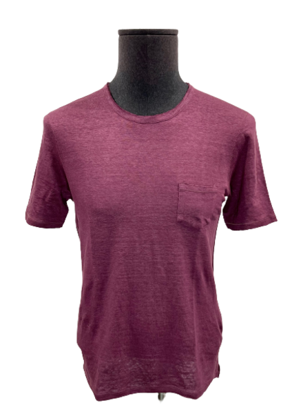 Gran Sasso Rough Edge Crew Neck T-Shirt
