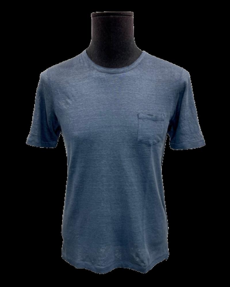 Gran Sasso Gran Sasso Rough Edge Crew Neck T-Shirt