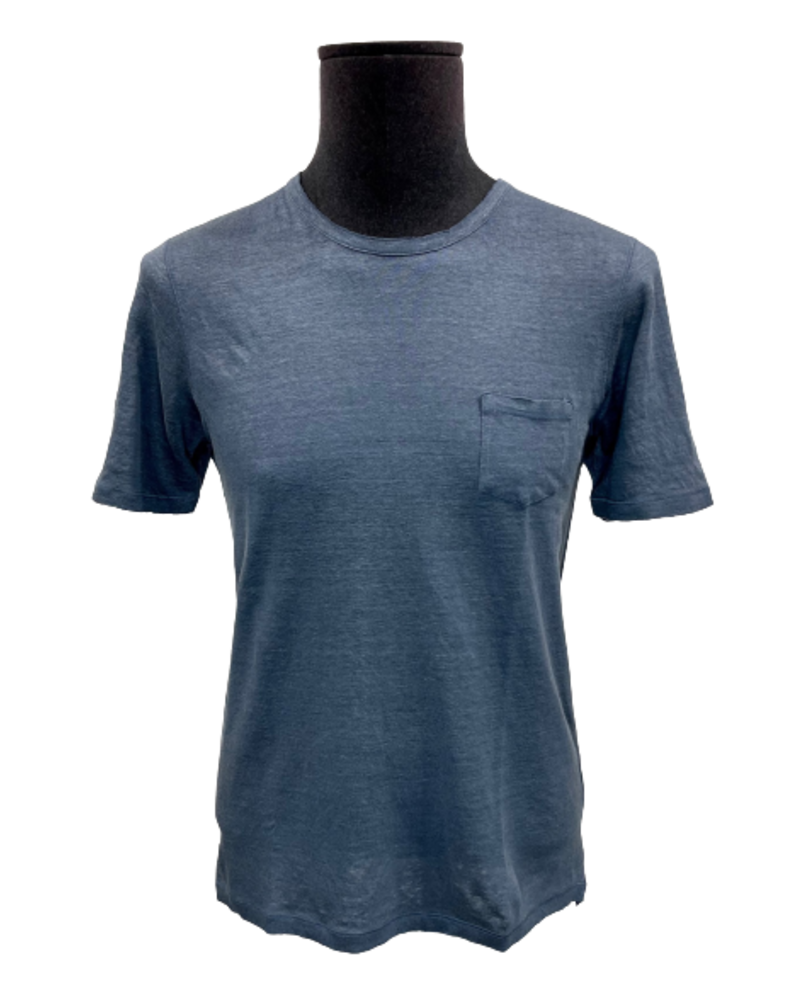 Gran Sasso Gran SassoRough Edge Crew Neck T-Shirt