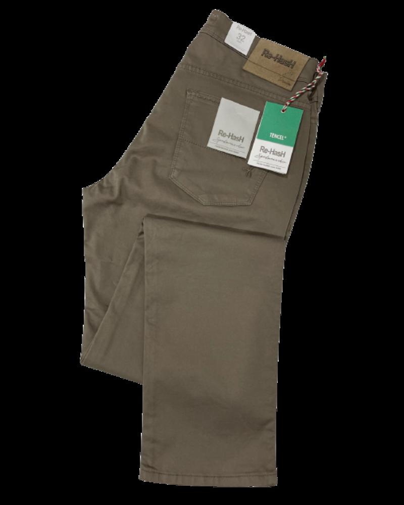 Re-Hash Re-Hash Rubens Cotton Tencel Stretch Blend Pants