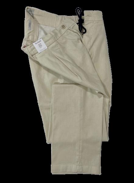 Re-Hash Drawstring Single Pleat Linen Blend Pants