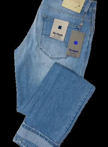 Re-Hash Slim Fit 5 Pockets Jeans