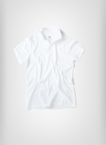 FRADI Frosted Garment Dyed Polo