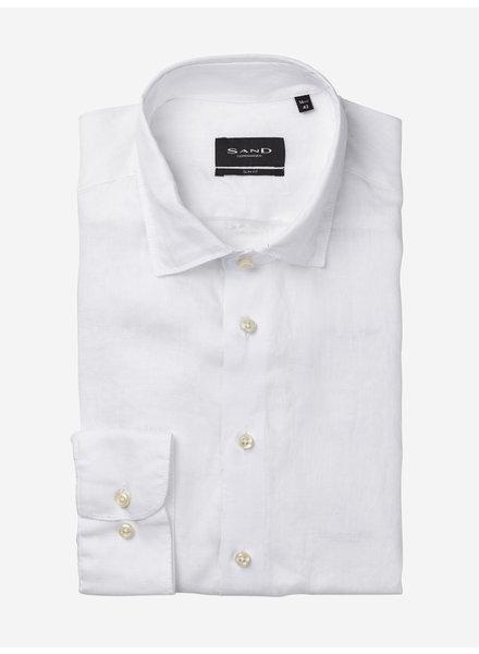 Sand 8823 State NC Linen Shirt