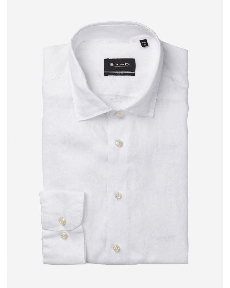 Sand Sand 8823 State NC Linen Shirt