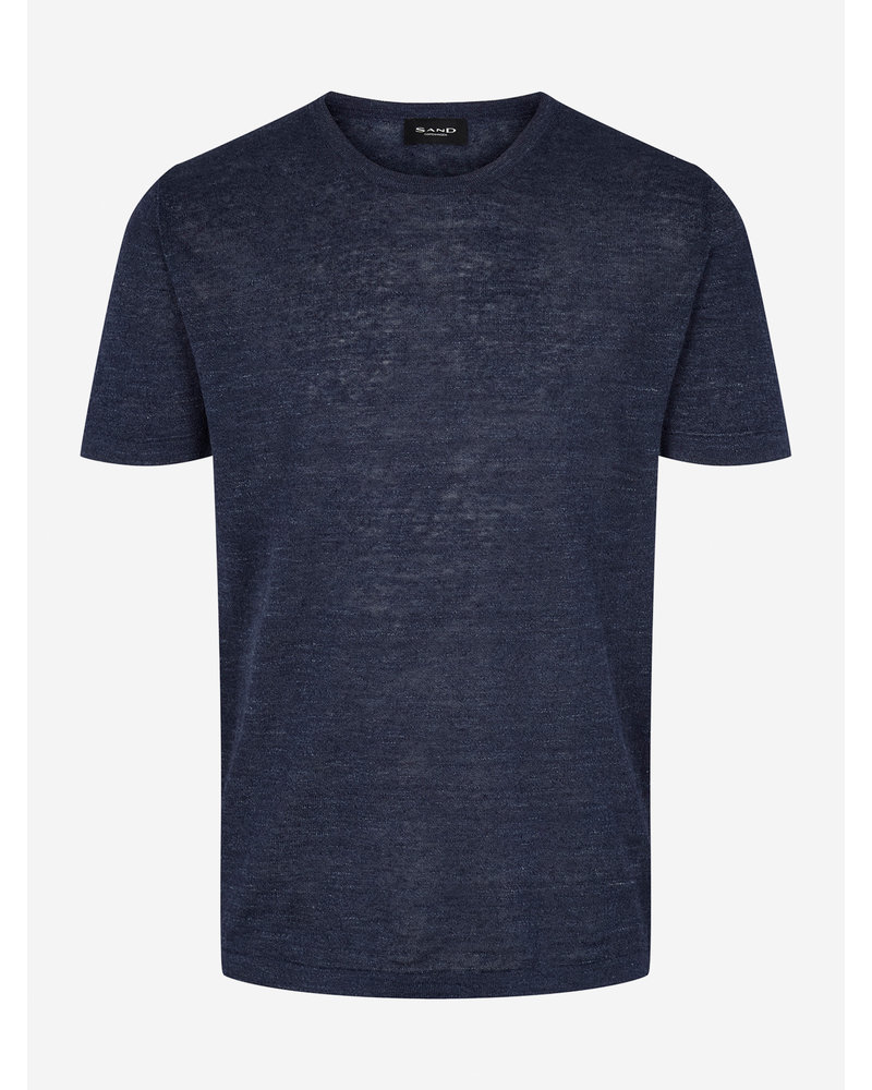 Sand Sand Linen T-Shirt