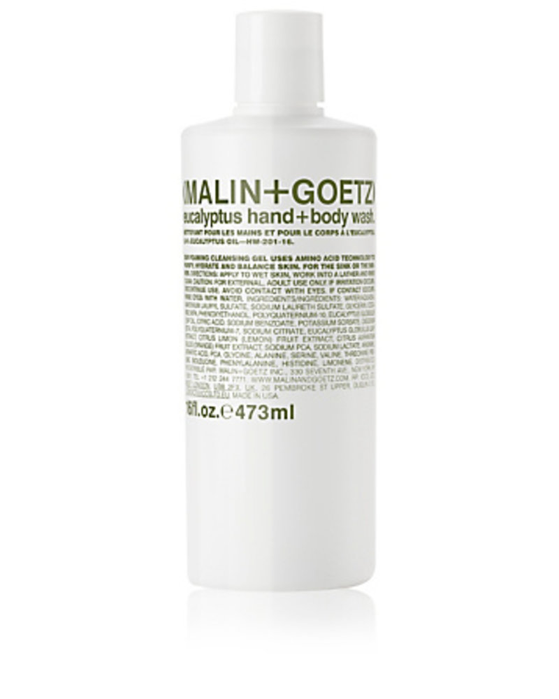 Malin+Goetz M+G Eucalyptus Body Wash 16fl oz