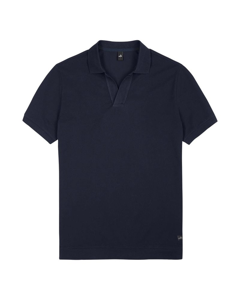 Wahts Wahts Retro Poloshirt