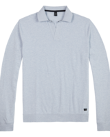 Wahts Longsleeve Retro Poloshirt