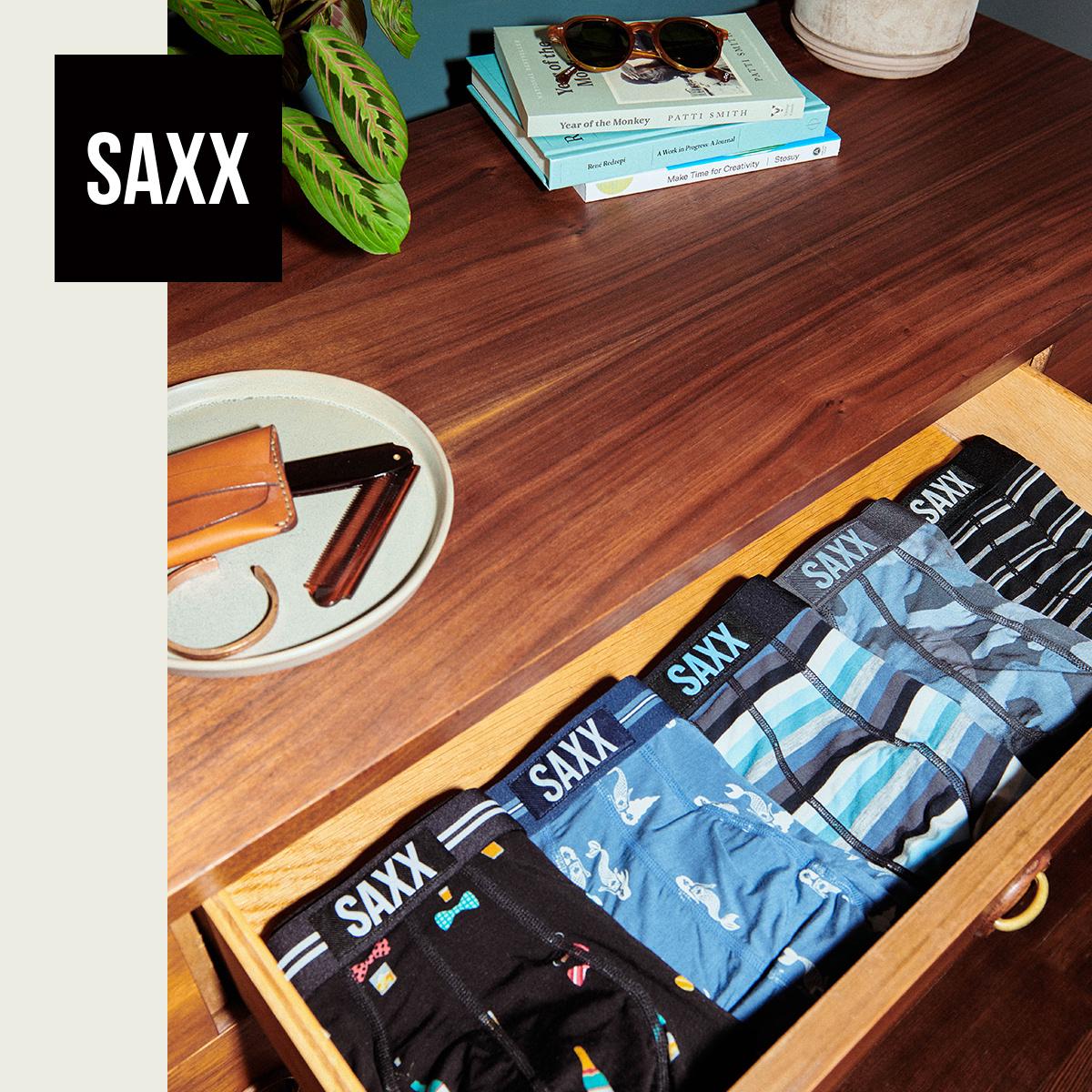 SAXX - Life-Changing Underwear