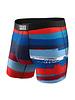 SAXX VIBE Boxer Brief / Blue Paint Can Stripe