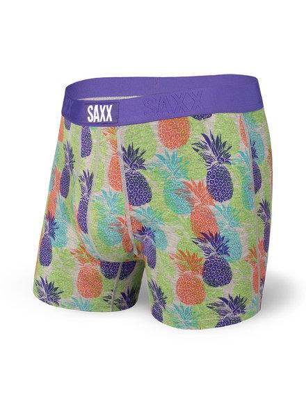 SAXX ULTRA Boxer Brief / Multi CMYK Pineapple