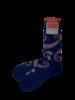 Marcoliani Marcoliani Pima Cotton Socks - Delhi Paisley