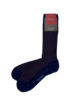Marcoliani Marcoliani Pima Cotton Socks - Reverso Pinstripe