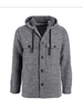 Phil Petter Phil Petter Boucle Twill Hoodie Jacket