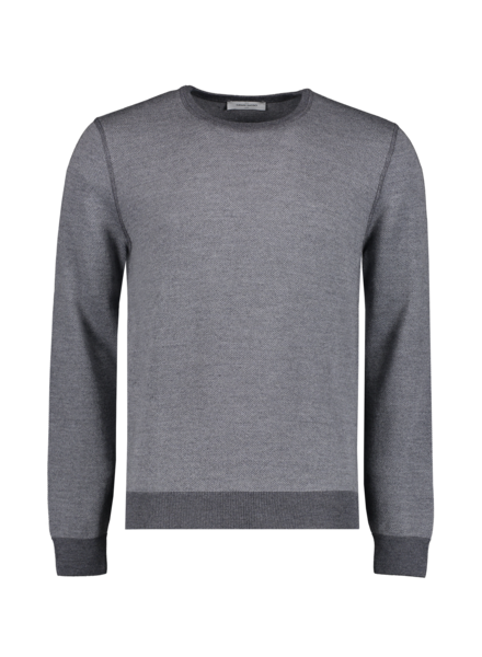 Gran Sasso Extra Fine Merino Crew Neck Sweater