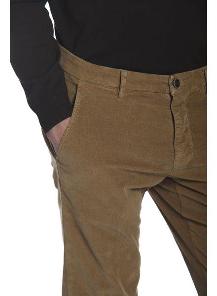 Mason's Torino Style Chino Pants in Velvet